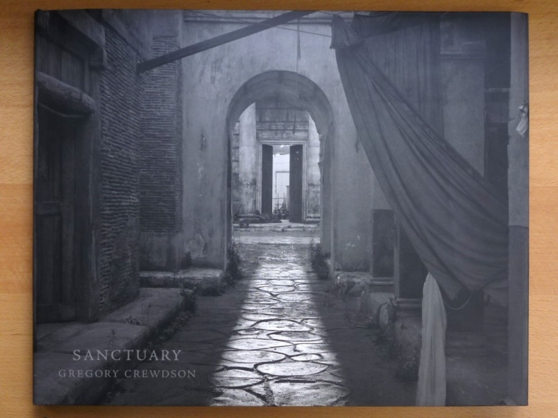 Cover of Gregory Crewdson's Sanctuary